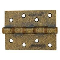 Петля дверная универсальная CORSARRE S.100.75.3.4B.OB (Старая Бронза)