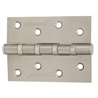 Петля дверная универсальная CORSARRE S.100.75.3.4B.SN-Blister (Никель)