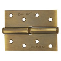 Петля дверная разъемная CORSARRE S.100.75.2.R (Бронза)