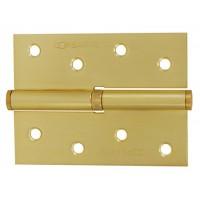 Петля дверная разъемная CORSARRE S.100.75.2.R (Матовое Золото)