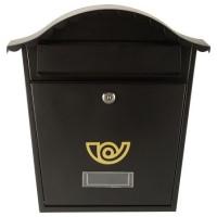 Почтовый ящик CORSARRE S-01-black (Черный)