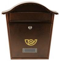 Почтовый ящик CORSARRE S-01-brown (Коричневый)