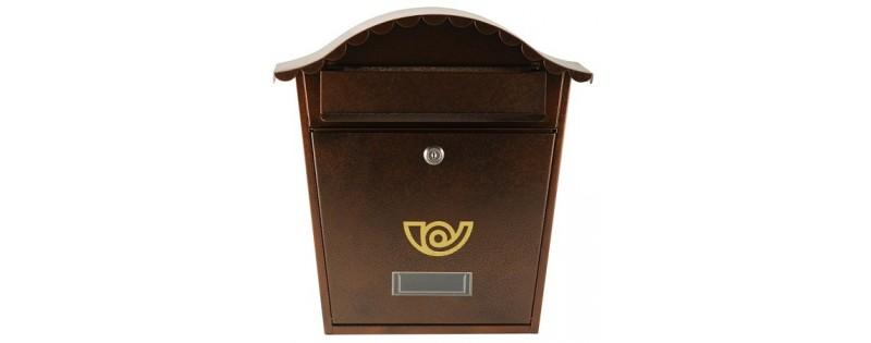 Почтовый ящик CORSARRE S-01-brown