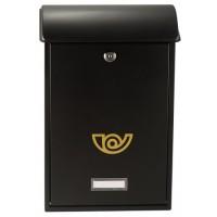 Почтовый ящик CORSARRE S-02-black (Черный)
