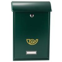 Почтовый ящик CORSARRE S-02-green (Зеленый)