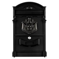 Почтовый ящик CORSARRE AL-04-black (Черный)